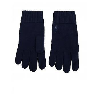 Polo Ralph Lauren PP logo Merino mănuși