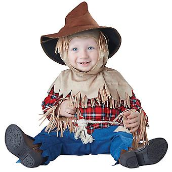 Silly Scarecrow Toddlers Costume