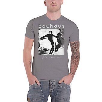 Bauhaus T Shirt Bela Lugosis Dead Band Logo new Official Mens