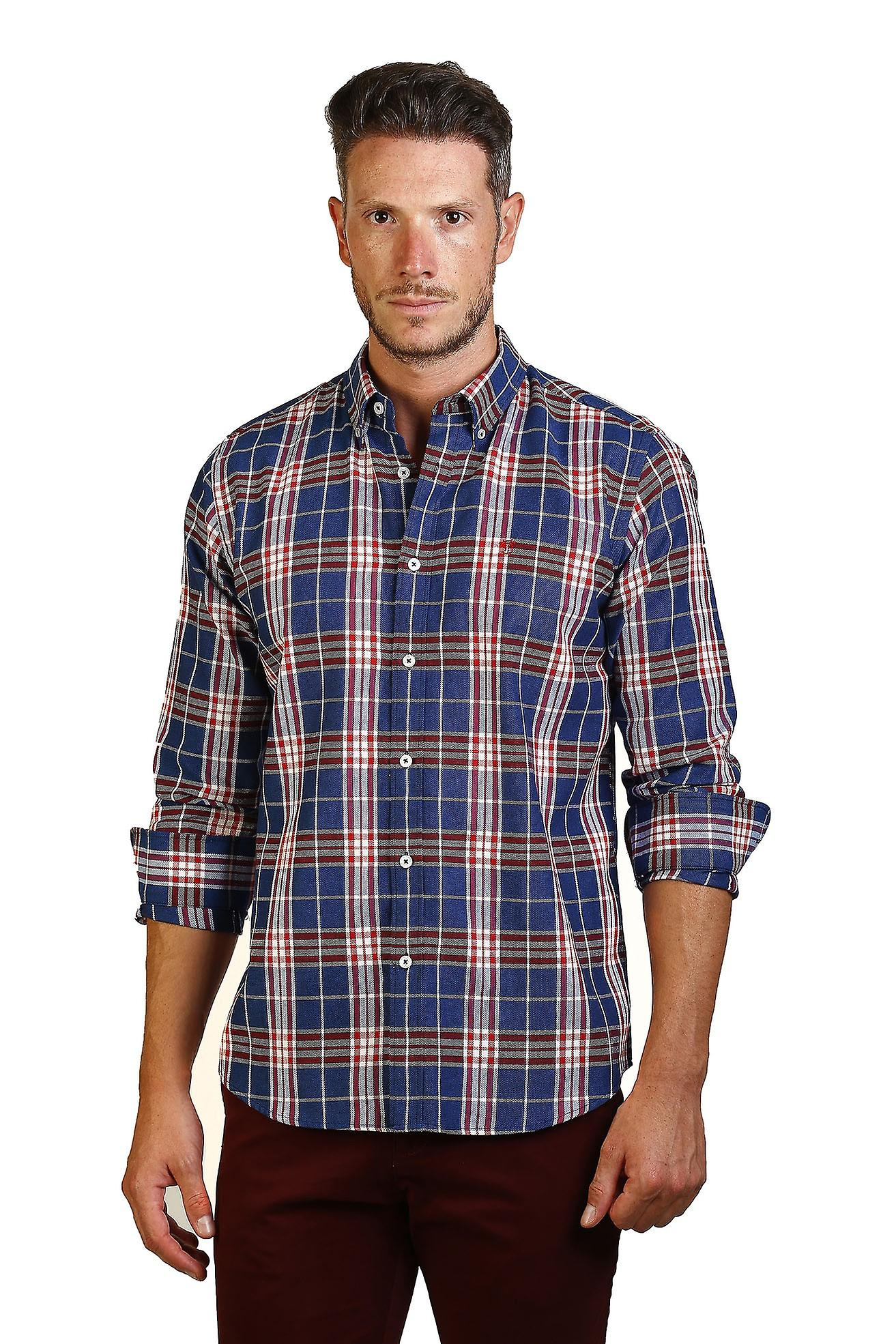 Camisa Hombre The Time Of Bocha JI1OXF-129 704