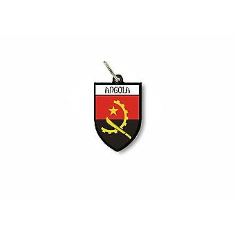 Key key door cle flag collection Angolan Angolan coat of arms