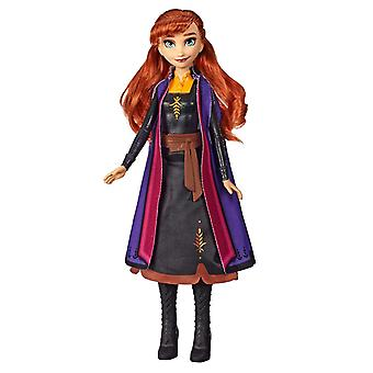 Frozen 2 / Frost 2, Doll with brilliant clothes - Anna