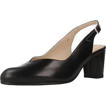 Piesanto comfort schoenen 190229 kleur zwart
