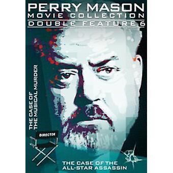 Perry Mason: El caso del Musical/caso del asesinato de los E.e.u.u. [DVD] importar