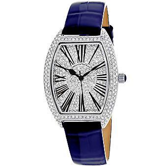 Christian Van Sant Mujeres's Chic Reloj de marcado de plata - CV4841