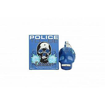 Politie te zijn Tattooart voor man Eau de toilette 75ml EDT spray