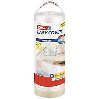 TESA lätt Cover® Premium filmrulle 17 m x 2600 mm påfyllnad