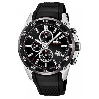 Festina F20330-5 Men's The Originals Chronograph Wristwatch