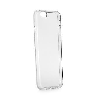 Estojo para iPhone 6 / 6s transparente flexível