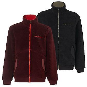 Oakley Mens Diamond Thermal Fleece FZ Sweatshirt
