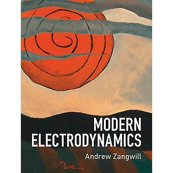 Electrodinámica moderna de Andrew Zangwill