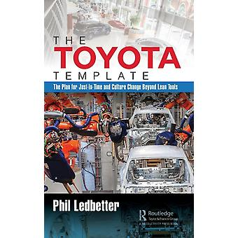 The Toyota Template  The Plan for JustInTime and Culture Change Beyond Lean Tools by Ledbetter & Phillip