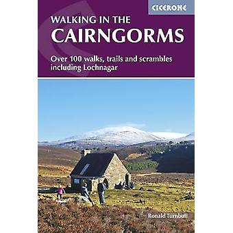 Walking in the Cairngorms by Ronald Turnbull