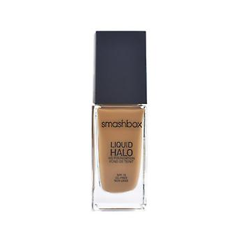 Smashbox liquid halo hd foundation spf 15 30ml