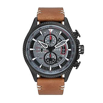 AVI-8 AV-4064-03 Hawker Hunter Avon Chrono Armbanduhr