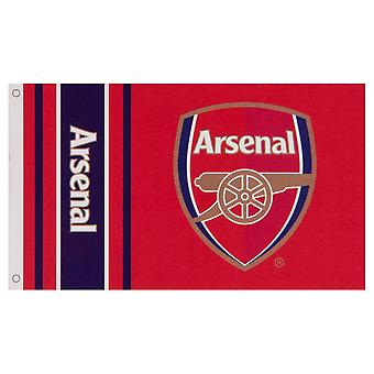 Arsenal FC WM Flag