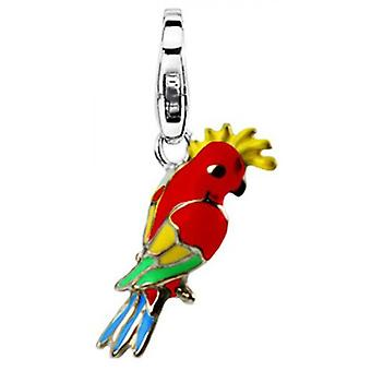 Pierre Lannier JC99A192 - papegoja röda Charm charm