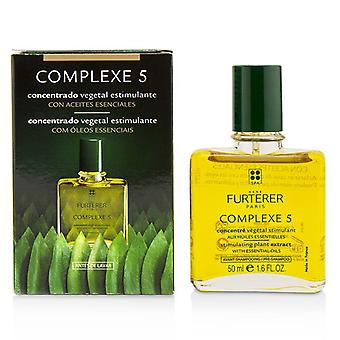 Rene Furterer Complexe 5 Stimulating Plant Extract with Essential Oils (Pre-Shampoo) 50ml/1.6oz