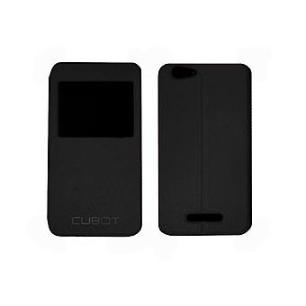 Protection for mobile phone Cubot CUB - FLNE - NOTES black
