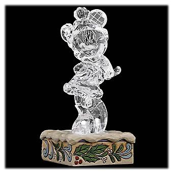 Disney Traditions Ice Bright Minnie Mouse Figurine