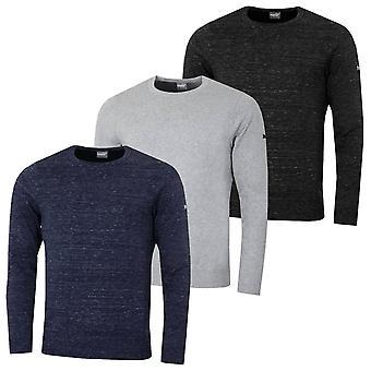 Puma Golf Mens Cotton Crewneck Lightweight Durable Golf Sweater