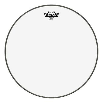 Remo Diplomat Clear Drumhead - Various Sizes