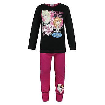 Frozen Anna Elsa Sisterly Love Girl's copii's Pijama Nightwear Set