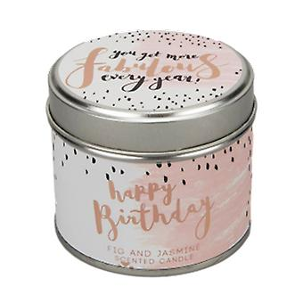 Luxe Fabulous Birthday Scented Candle| Gifts from Handpicked