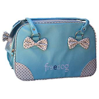 Freedog BagBow Rosa 41x19x27cm (Dogs , Transport & Travel , Bags)