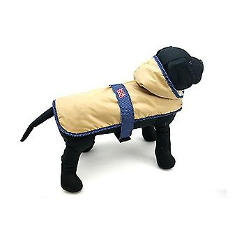 MI&DOG Abrigo Impermeable Topos T-30 (Dogs , Dog Clothes , Coats and capes)