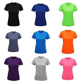 Tri Dri Womens/Ladies Performance Short Sleeve T-Shirt