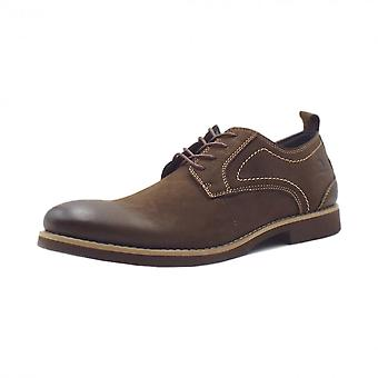 Chatham Marine Magnus Mens Smart-casual Lace-up Schoen in koffieleer