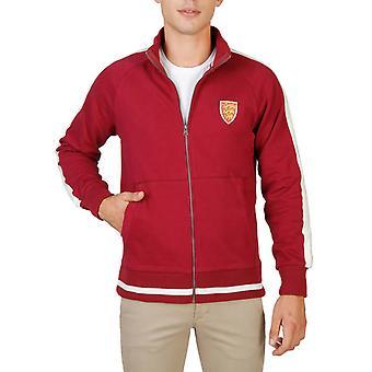 Oxford University Original Men Fall/Winter Sweatshirt - Red Color 55912