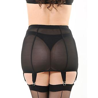 What Katie Did Glamour Black Girdle L3019