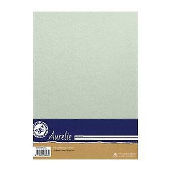 Aurelie Sparkling Cardstock Pearl (AUSP1017)
