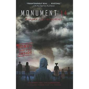 Monument 14 by Emmy Laybourne - 9781627656191 Book