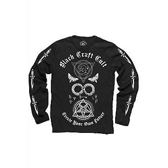 Blackcraft Cult Occult Long Sleeve Tee