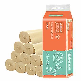 4-warstwowy papier toaletowy wielokrotne ręczniki papierowe premium 10 rolek