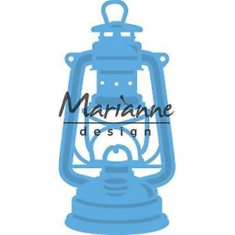 """מריאן עיצוב Creatables חיתוך מת - מנורת הוריקן LR0533 30x60 מ""""מ"""