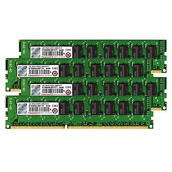 Transcend TS16GJMA545H JetMemory - 16 GB DDR3-RAM memory kit (4 x 4 GB, 1866 MHz, CL13) for Apple Mac Pro