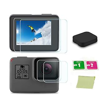 GoPro 5/6/7 Black accessory kit - screen protection, lens protection