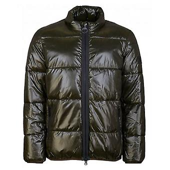 Barbour International International Heavy Quilted Down Jacket