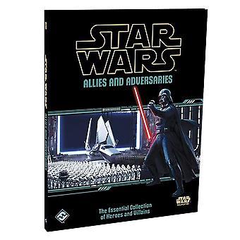 Allies and Adversaries: Star Wars Roleplaying Book (en)