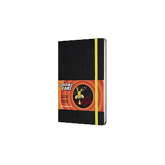 Moleskine limited edition notebook looney tunes large ruled - willy coyote