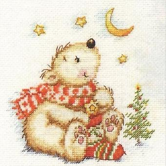 Alisa Cross Stitch Kit - Let It Come True