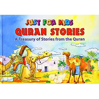 Just for Kids Quran Stories by Saniyasnain Khan - 9788178984155 Book