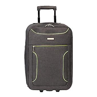 Fabrizio Worldpack Boston Hand Luggage Trolley S, 2 roues, 52 cm, 22 L, gris