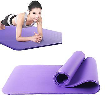 Sports motion fitness skridsikker mat