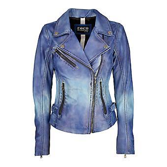 Women's leather jacket Kitty
