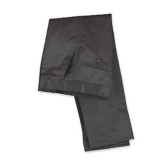 Design Slim garçons Fit marron pantalon Chino